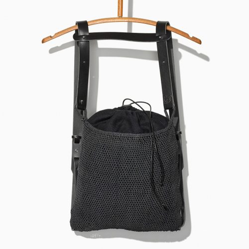 Cho'jac Rucksack two-in-one - Asphalt Black