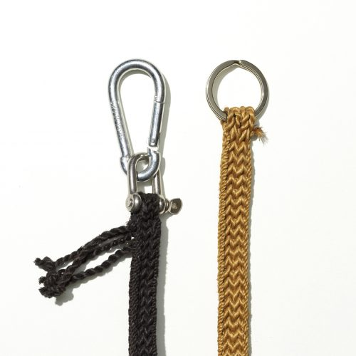 Cho'jac Key chain Classic – Coffee Ecru or Asphalt Black